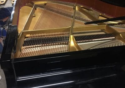 Démontage et déménagement de piano