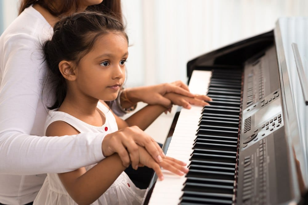 prendre des cours de piano