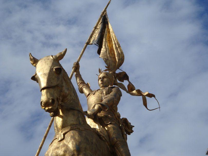 Transport de statue lourde