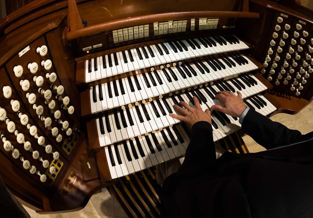 orgue a pipe