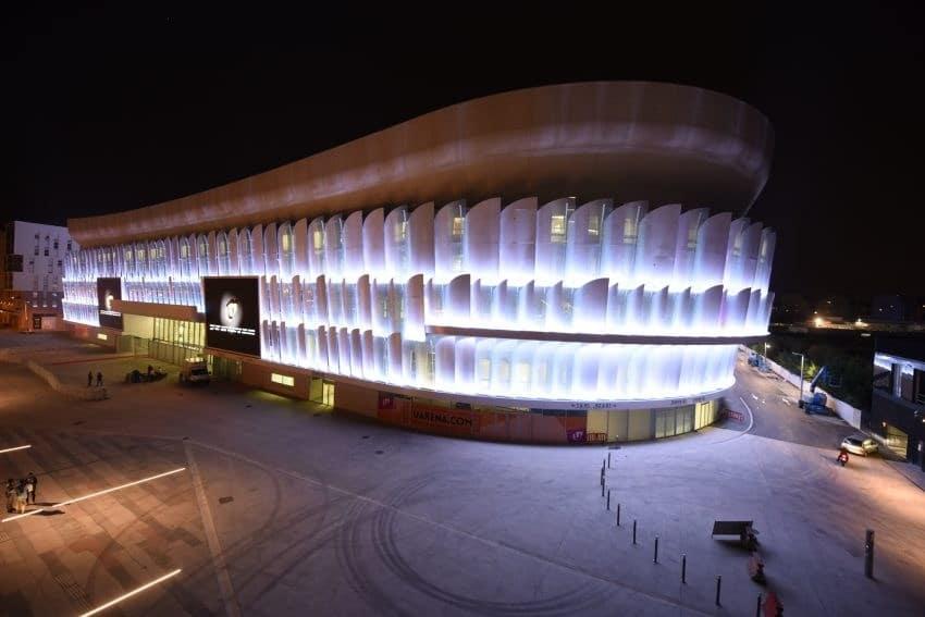 U Arena à la Défense 92 Paris